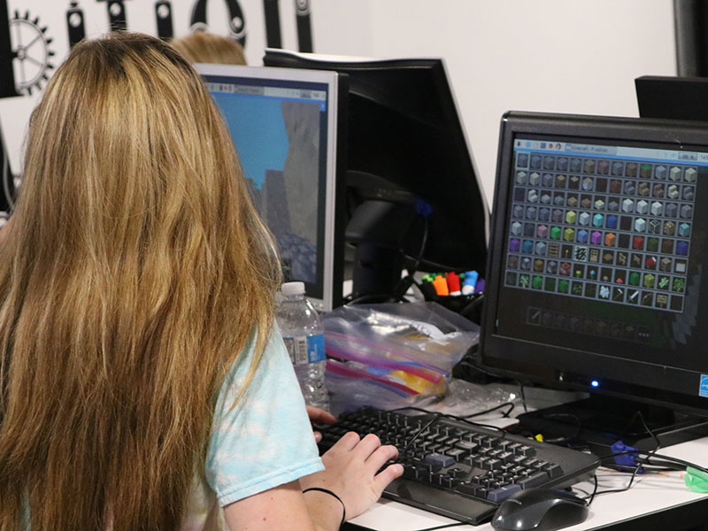 Tech Girlz Summer Academy | Hendricks CareerTek