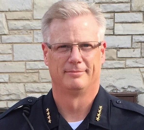 Police Chief Zibolski | City of Beloit
